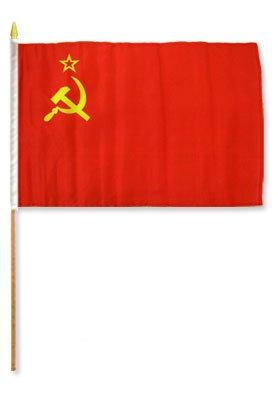 (One Dozen USSR 12x18in Stick)
