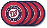 MLB Washington Nationals Coaster Set (4-Pack)