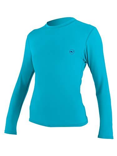 O'Neill Women's Basic Skins Upf 30 + Long Sleeve Sun Shirt