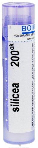 Silicea-200Ck-Boiron-80-Pellet
