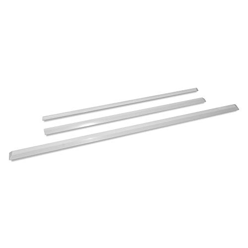 Whirlpool W10675027 Slide-In Range Trim Kit, White