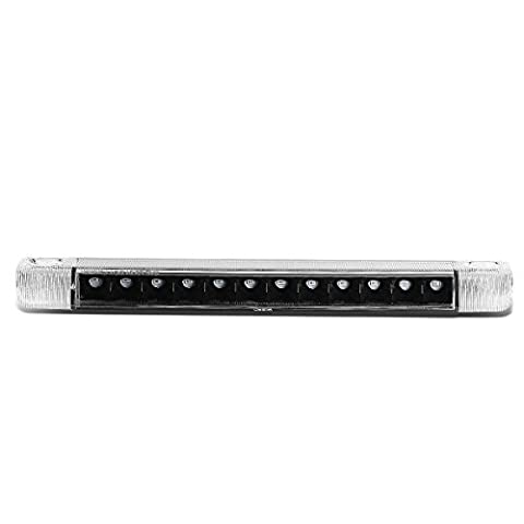 DNA Motoring 3BL-4RUNNER10-LED-BK LED Third Brake Light (Toyota Sienna Third Brake Light)