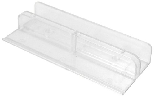Prime-Line Products 191682 Shower Door Bottom Guide, International