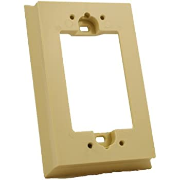 Leviton 6197 I Shallow Wallbox Extender For Decora Gfci