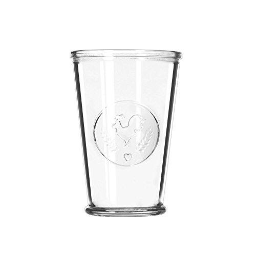 (Libbey 92182 Farmhouse 9 Ounce Juice Glass - 12 / CS )