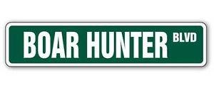 Vinyl USA Boar Hunter Street Sticker Wild Hunt Hunting Gun Arrow Pig Swine Taxidermy hog