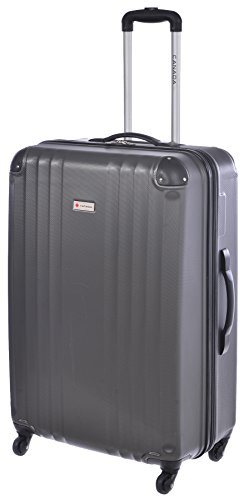 canada-28-inch-charcoal-lightweight-hard-side-wheeled-suitcase