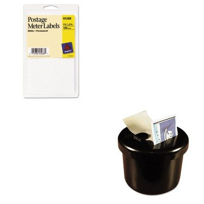 KITAVE05288LEE40100 - Value Kit - Avery Permanent Adhesive Postage Meter Labels (AVE05288) and Lee Ultimate Stamp Dispenser (LEE40100)