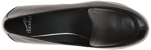 Dansko Kvinna Debra Slip-on Loafer Svart Nappa