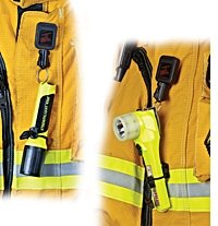 Gear Keeper Firefighter Rescue Right-Angle Flashlight Retractor Lanyard Emergency Equipment Gear Authorized Dealer Full Warranty GSA Certified, RT3 4322 by Gear Keeper