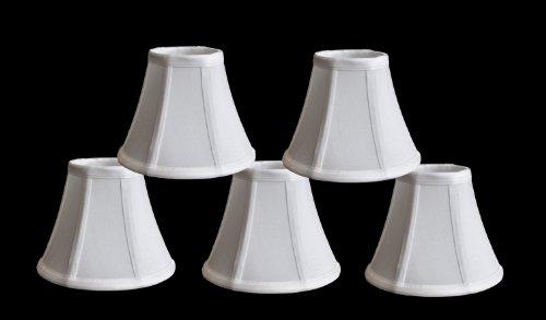 Urbanest 1100460b Set of 5 Chandelier Mini Lamp Shades 5-inc