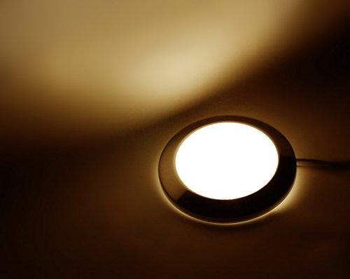 Plafoniera Per Roulotte : Dream lighting plafoniera auto interna pannello iuminoso a led da