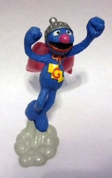 Applause Sesame Street Grover 4