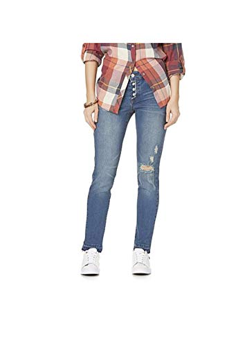 781e215e1def3a Bongo Junior's Destroyed Button-Fly Skinny Jeans (6)