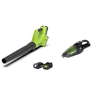 Greenworks-Tools-Soplador-de-Hojas-Aspiradora-de-Mano-de-bateria-G24HV