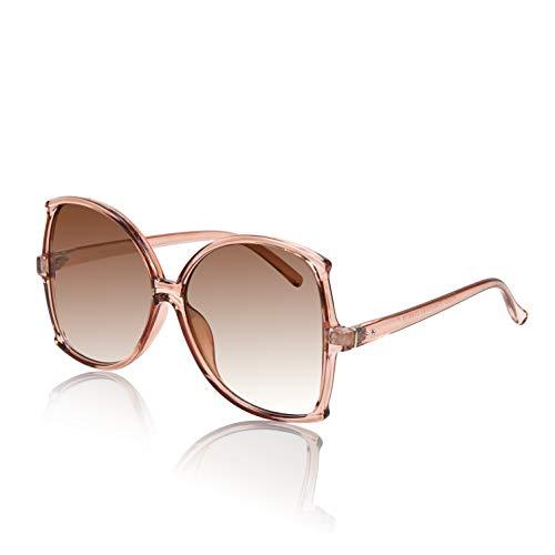 Women's Extra Xl Large Eyeglasses Sunglasses for Women Unisex Eye Glasses Peach