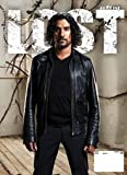 Lost Official Magazine #26 Variant (Sayid/Naveen Andrews)
