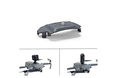 PGYTECH Extension Equipment Mount Adapter Connector for DJI Mavic 2 Pro Zoom Connect Gopro Action Cameras 360-degree Panoramic Cameras