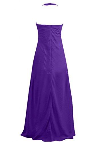a manica decorazioni spalla da Importato Unito Sunvary Purple Una Prom Regno Gowns mezza H4nEq