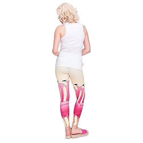 Flamingo Vita Look A Series Maodaaimaoyi Alta Up Pantaloni Moda Donna Vivere Leggings Guys Yoga Print Legging Lga45933 New ZWwZ4pt6q