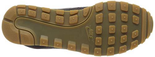 Uomo Black ENG Nero Runner Grey Basse Scarpe Dark Black da Nike MD Mesh 010 Ginnastica 2 twBzP