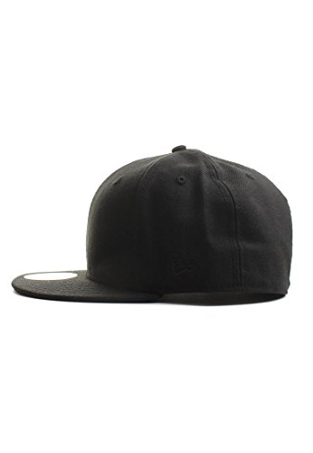 New Era - Casquette de Baseball - Homme noir noir