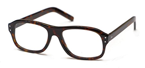 Magnoli Clothiers Kingsman Glasses (Tortoiseshell (Clear Lenses))