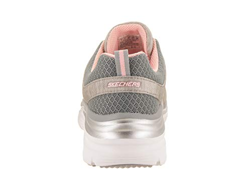 Skechers Mujer Para Gray Level light Pink rYFqEr