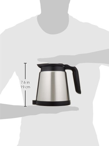 شراء Keurig 2.0 Thermal Carafe, 32oz Double-Walled, Vacuum-Insulated, Stainless Steel Carafe, Holds and Dispenses Up to 4 Cups of Hot Coffee. For Use With Keurig 2.0 K-Cup Pod Coffee Makers