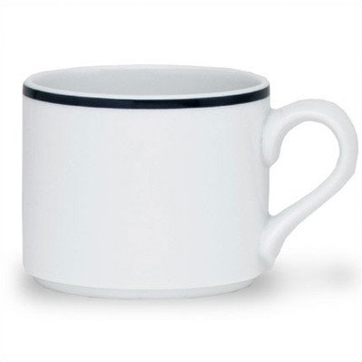 Bistro Christianshavn Blue 8 oz. Cup [Set of - Mug Dishwasher Dansk Safe