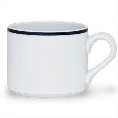 Bistro Christianshavn Blue 8 oz. Cup [Set of 4]