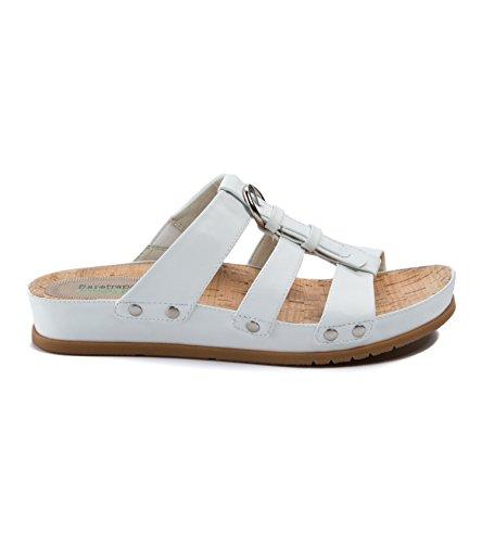 Sandalo Per Vetrino Da Donna Baretraps Bianco