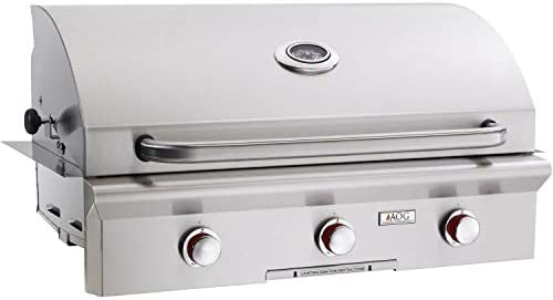 AOG American Outdoor Grill T-series 36-inch 3-burner Built-in Natural Gas Grill – 36nbt-00sp