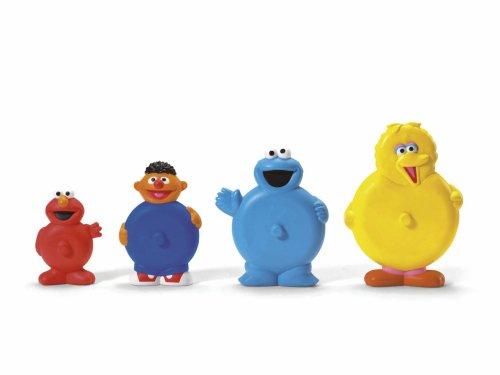 (Fisher-Price Sesame Street Tummy Time Pals)