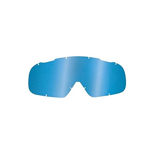 887537926764 - Fox Racing Mens 2016 Main Lenses for Roll Off System Off-Road Motorcycle Eyewear Accessories - Blue Raised / No Size carousel main 0
