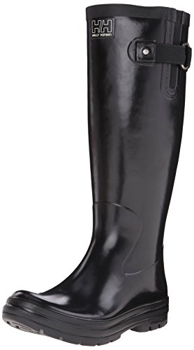 Helly Hansen Vierland Welly, Women's Rain Boots, Black (Black), 6 UK (38...