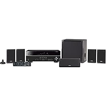 Yamaha YHT-4930UBL Bluetooth Music Cast AV Receiver