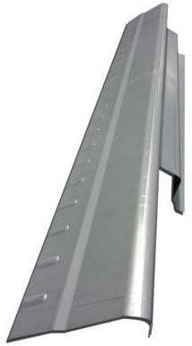 Works With 1999-2006 Chevy Silverado Sierra Two Door Driver Side Inner Rocker Panel NEW!! Motor City Sheet Metal