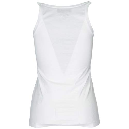 Mujer Top Blanco Algodon Dsquared2 S75nc0778s22427100 PTwOqxY