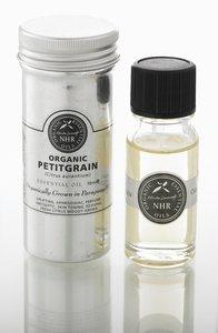 Organic Petitgrain Essential Oil (Citrus aurantium) (50ml) by NHR Organic Oils