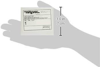 Mityvac MVA211 Cooling System Cap Test Adapter Kit