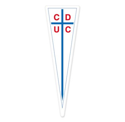 CD Universidad Catolica - Chile Football Soccer Futbol - Car Sticker - 6""
