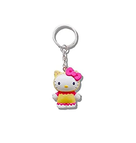 Hello Kitty 3d llavero - oficial, aroma de vainilla: Amazon ...