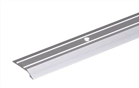 Aluminium 900 x 39 mm gebohrt silberfarbig eloxiert GAH-Alberts 490560 Ausgleichsprofil
