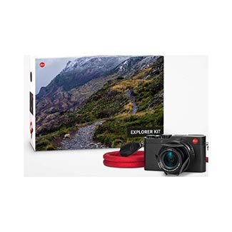 - Leica D-LUX (Typ 109) Digital Camera Explorer Kit 19134