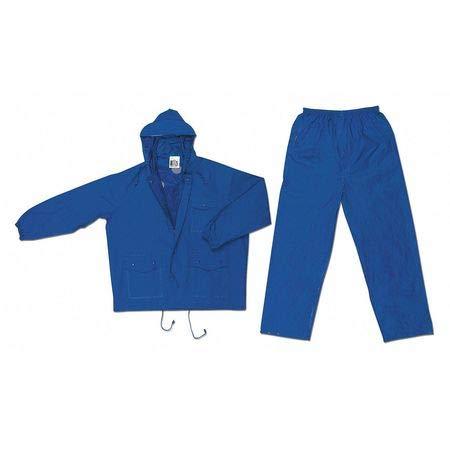Challenger .18Mm PVC Nylon Suit 2 Pc, 3XL