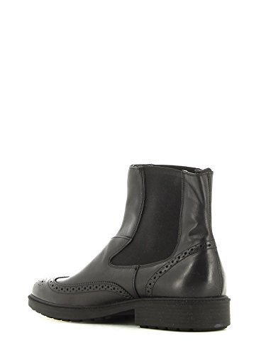 Keys 3449 Ankle boots Man Black C7lAg1n