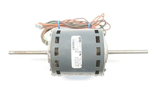 FASCO U26B1 7126-2448 AC ELECTRIC MOTOR 1075RPM 1PH 1/2HP 460V-AC (1ph Ac Motor)