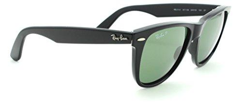 Ray-Ban RB2140 Original Wayfarer Classic Polarized Sunglasses Black 901/58-54mm