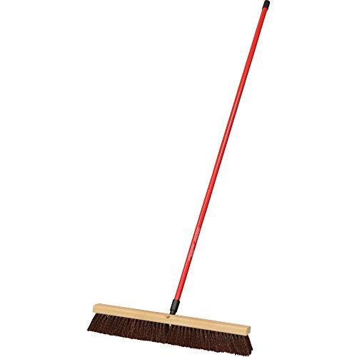 Brutus 68041BR Fiberglass Handle Floor Broom